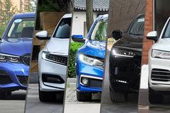 各级别车型不会错的选择,不花心思照着买也没毛病!