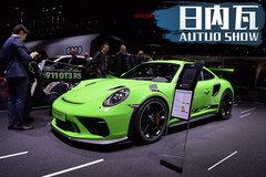 2018日内瓦车展:新款保时捷911 GT3 RS实拍解析