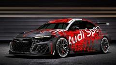 为赛道驾驶而生 全新奥迪RS3 LMS 赛车发布