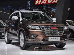 将三季度上市 哈弗小型SUV H2配置解析