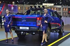 现场直击第42届曼谷国际车展,多款皮卡将在国内销售