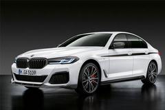 宝马新款5系套件车型!升级大量碳纤维M性能配件