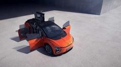 可进化超跑SUV 高合HiPhi X将于北京车展全球上市