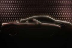 奔驰E Coupe预告图发布 将于5月27日正式亮相