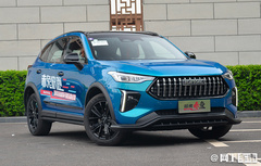 新车效应显著!哈弗5月份销量增3.7%-跑赢大盘