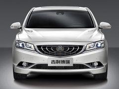 首选1.8T尊贵型 吉利中型车博瑞购买推荐
