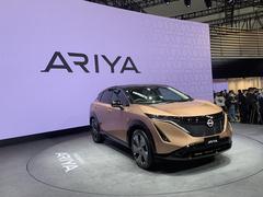 日产首款纯电动跨界SUV Ariya 亮相2020北京车展