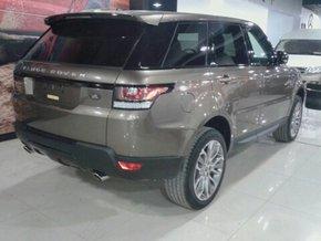 2014款进口路虎运动版价格现车优惠30万