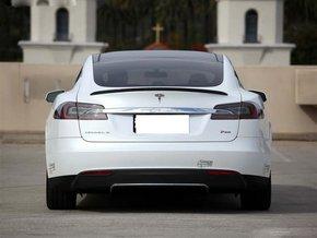 特斯拉纯电动汽车 特斯拉价格迎战第一惠高清图片