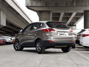 北京现代IX35优惠7万 城市四驱高颜值SUV-图5