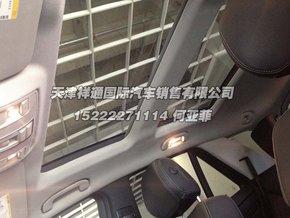 新款美规奔驰ml350内饰中控高清图片