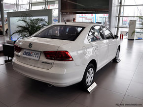 大众桑塔纳特价专场 购车立减3.5万钜惠-图5