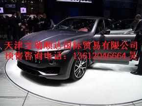 玛莎拉蒂Levante  狂野SUV上市预定从速-图4