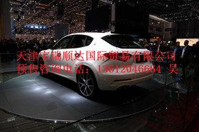 玛莎拉蒂Levante  狂野SUV上市预定从速-图5