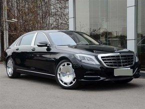 奔驰迈巴赫全新进口 超豪华轿车最新报价