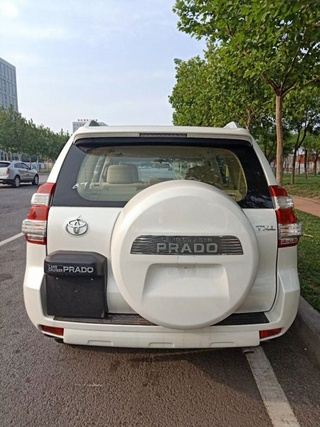 柴油小明星 丰田霸道3000高低配对比解析
