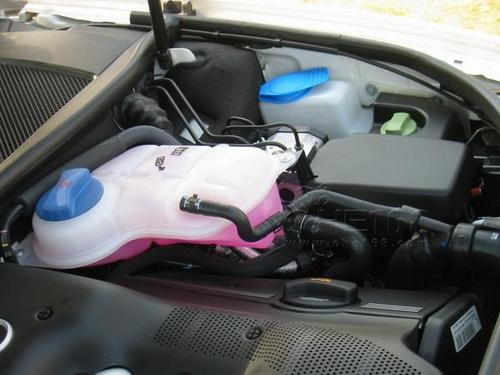 汽车常见3故障 水温报警灯亮一会自动灭