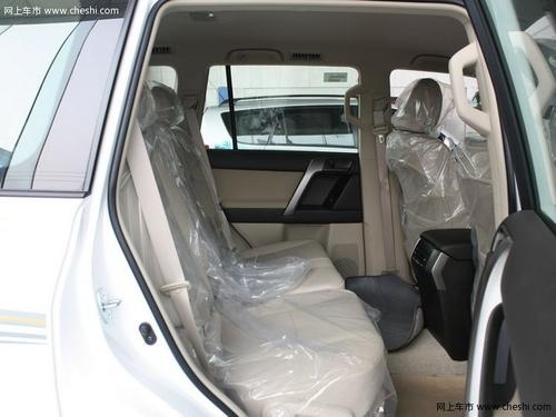 14新款丰田普拉多2700 超低价出乎意料