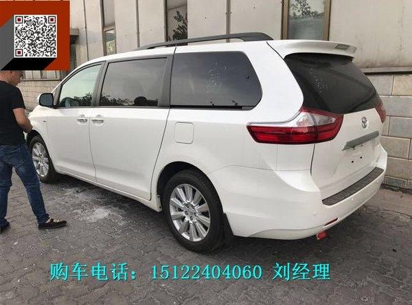 2017款丰田塞纳商务车 办公旅行销量领先-图7