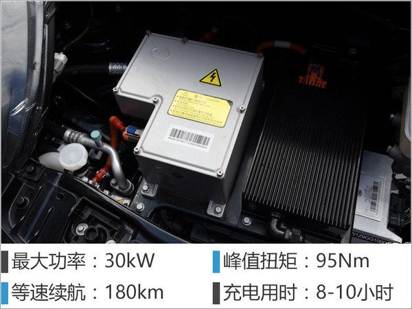 """知豆版""""smart""""配置升级 将于9月12日上市-图7"""