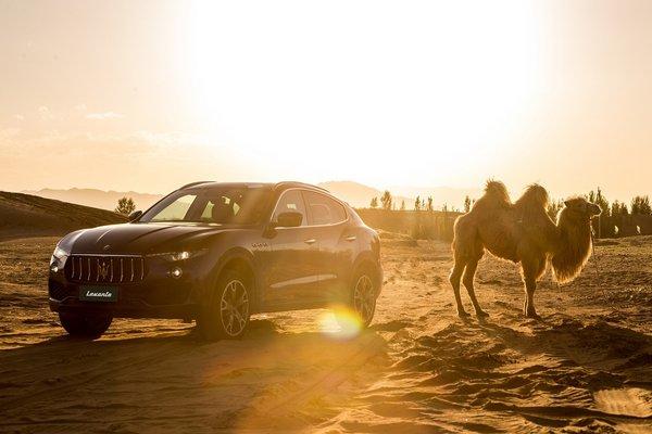 越天漠骋天际 玛莎拉蒂SUV越野之旅-图4
