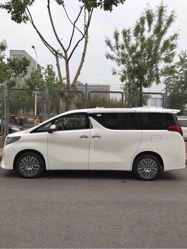 2017款丰田埃尔法 爆款商务车享舒适旅程-图3