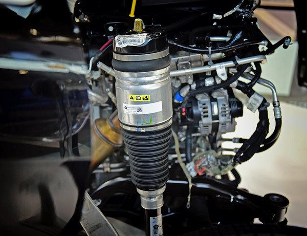 全新Jeep大切诺基拆骨品鉴 用原始的方式还原强大-图8