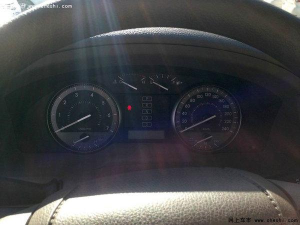 16款丰田酷路泽4000价格 天窗版陆巡现车-图6