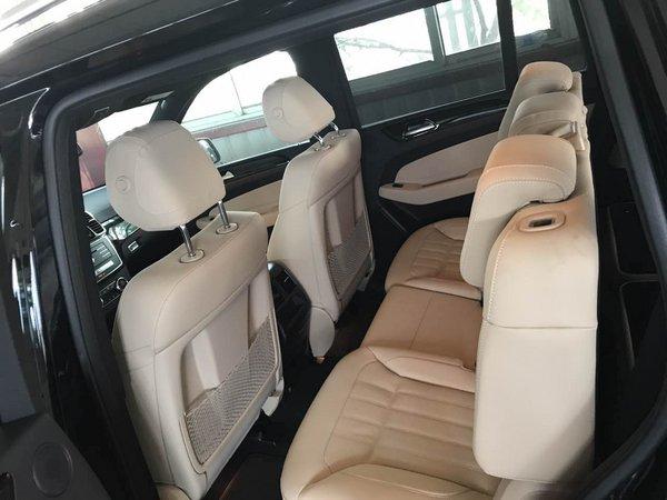 17款奔驰GLS450 暑期特惠新政策全面开启-图8