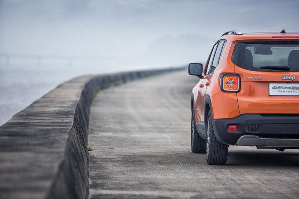 专业级SUV全新Jeep自由俠福州地区上市-图9