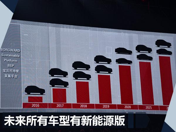 华立新:宝沃汽车销往全球 电动车是终极目标-图5