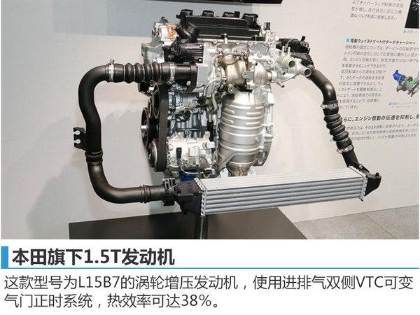 本田CR-V将搭1.5T发动机 竞争福特翼虎-图3
