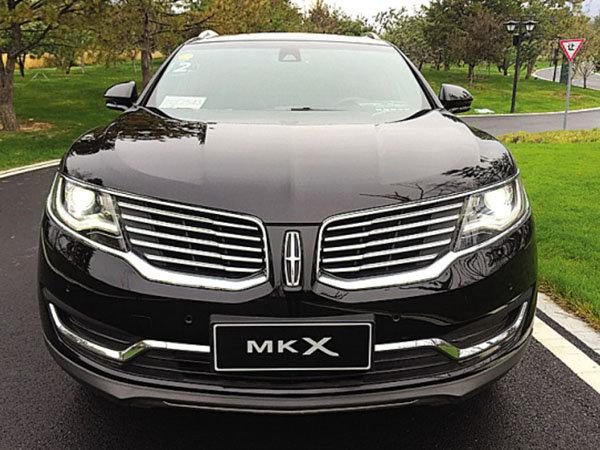 林肯MKX目前售价44.98万元 竞争奔驰GLC-图2