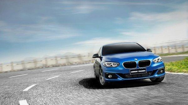 年轻时尚不尬聊 全新BMW 118i运动轿车-图5