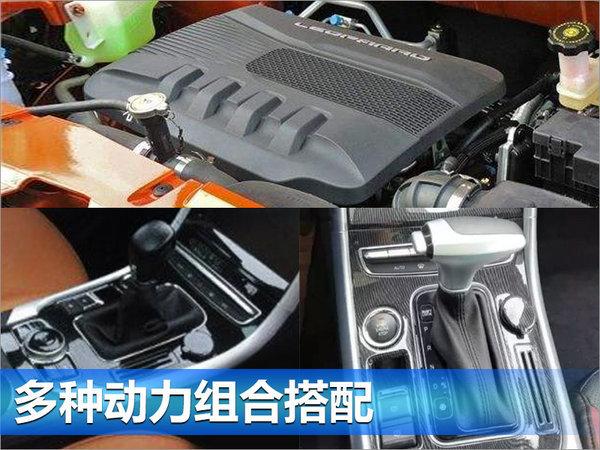 猎豹CS9小型SUV上市 售7.68-11.68万-图7