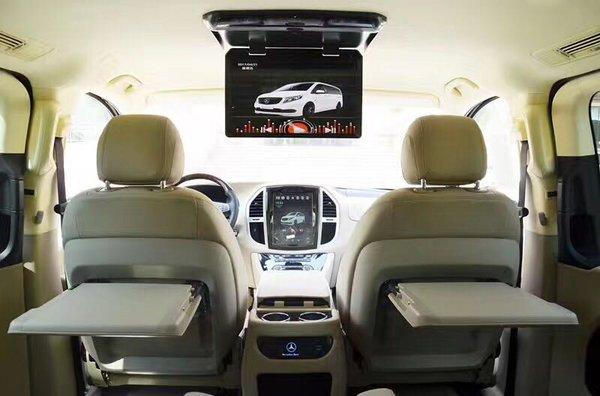 17款升级版奔驰Metris 进口商务配置详解-图11