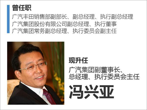 广汽集团人事调整 冯兴亚升任副董事长-图3