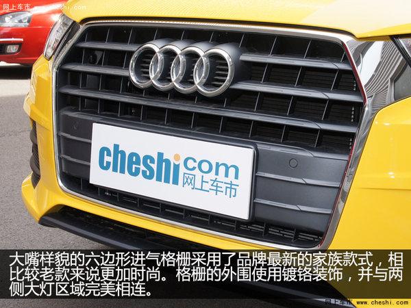 奥迪q3最新优惠降价8万现车充足欢迎来店购车