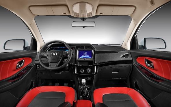有颜更有质年轻人必备中小型SUV:英致G3-图3