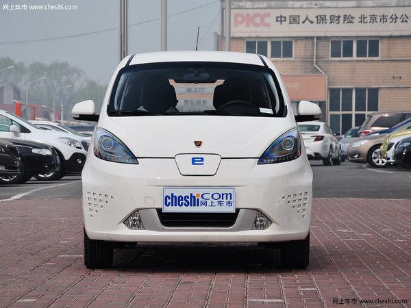 2013款荣威E50南京现金优惠6.50万元-图2