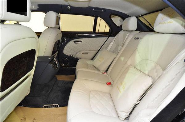 2016款宾利慕尚V8报价 年底巨献土豪专驾-图7