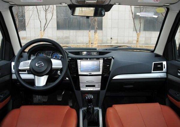 新款中兴威虎上市现车售价7.48-9.08万元-图1