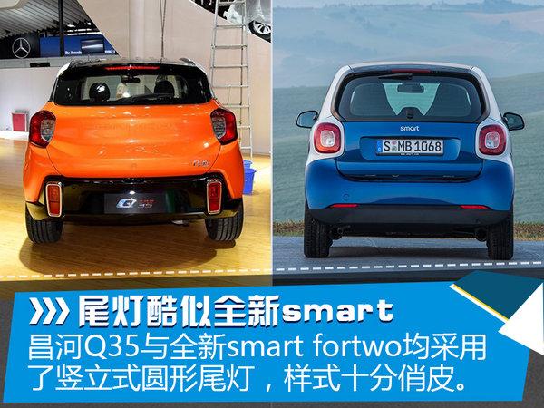 昌河全新SUV尺寸大增 将于8月28日上市-图4