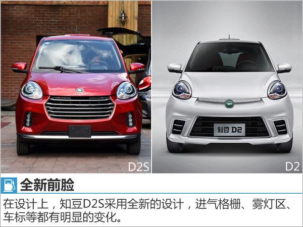 """知豆版""""smart""""配置升级 将于9月12日上市-图2"""