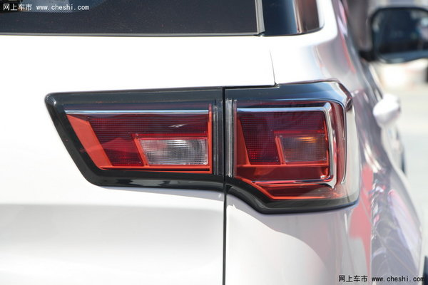 动感双T都市SUV 比速T3自动挡云南上市-图11