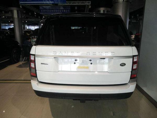 17款路虎揽胜巅峰创世 加长SUV最新报价-图3