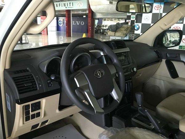 丰田霸道普拉多2700 0首付特价销售36万-图7
