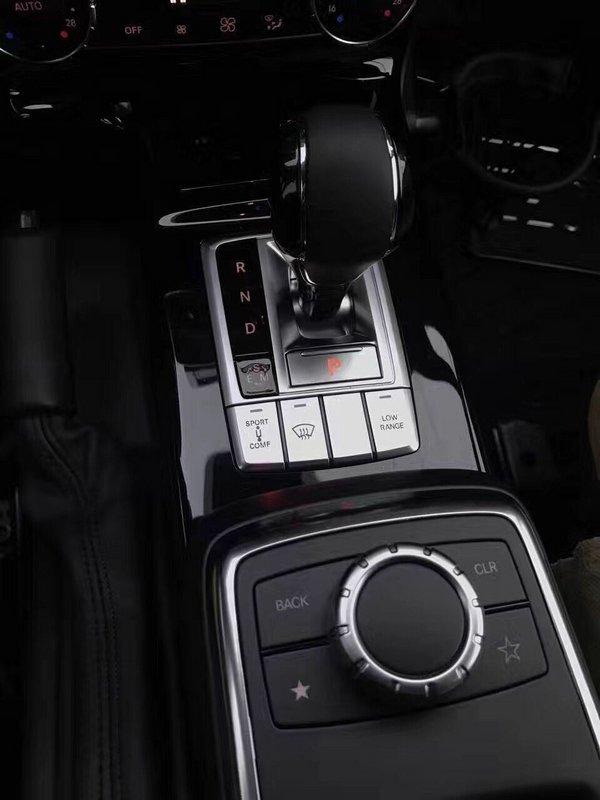 2017款奔驰G500/奔驰G550 优惠消息解密-图9