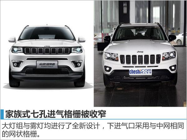 全新Jeep指南者将预售 国产后售价下降-图2