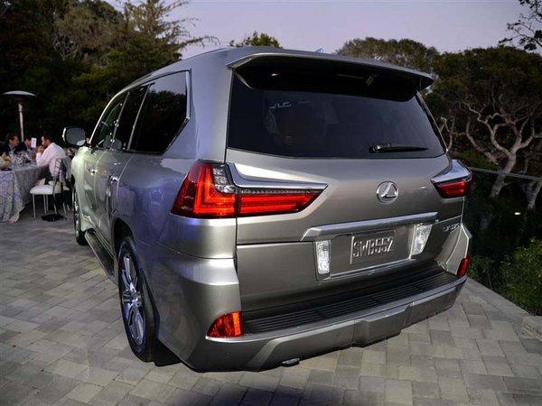 雷克萨斯LX570 极致豪华SUV精锐座驾惠享-图3